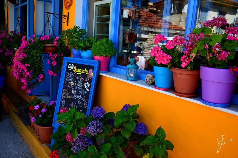 Kioni, Ithaca, Greece