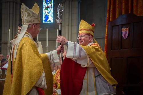 Installation of Bishop Richard Moth as the New Bishop of Arundel & Brighton