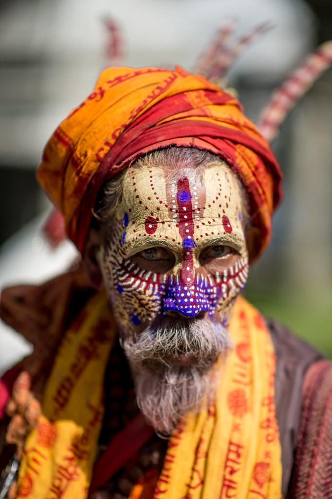 The not so 'sadhu'
