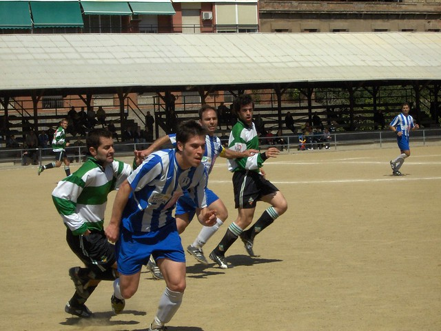 U.E. Sants - F.C. Santfeliuenc (13/04/2008)