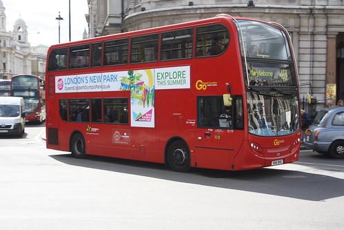 London General E179 SN61BHO