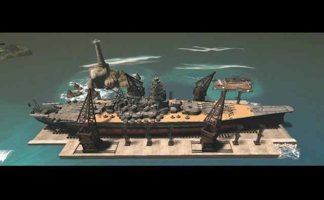 Battleship Yamato Memorial