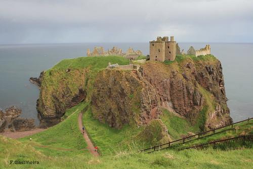 Dunnotar - Castle, Castelo