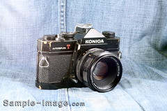 Konica Hexanon AR 52mm f/1.8