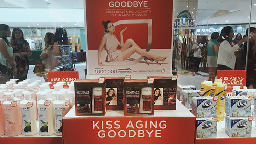 Watsons #KissAgingGoodbye