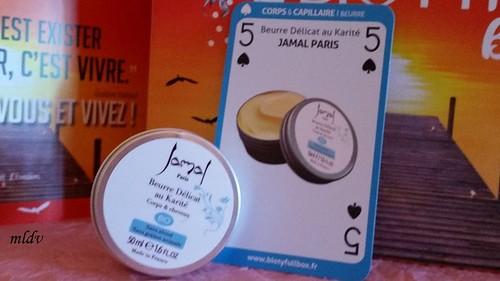 Beurre délicat au Karité JAMAL PARIS