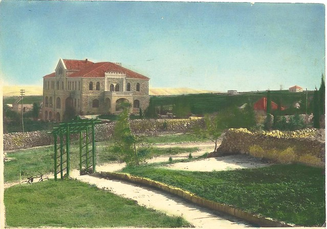 Ramallah Friends School 1920s