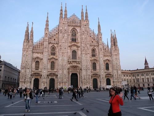 Arriverderci, Milano!