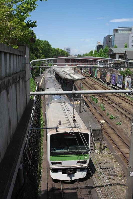 Tokyo Train Story 山手線 2015年5月4日