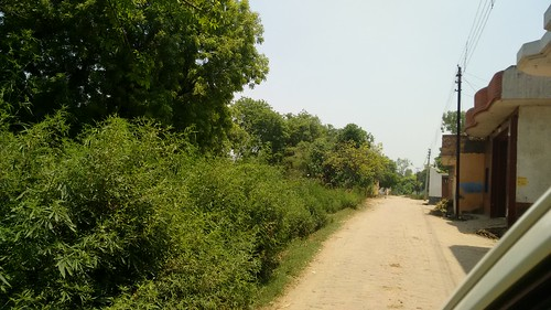 A inner view of village Mahadeo