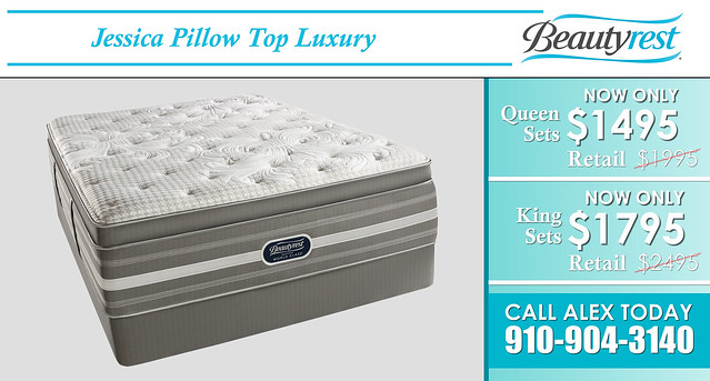 Jessica Box PillowTop BeautyRest