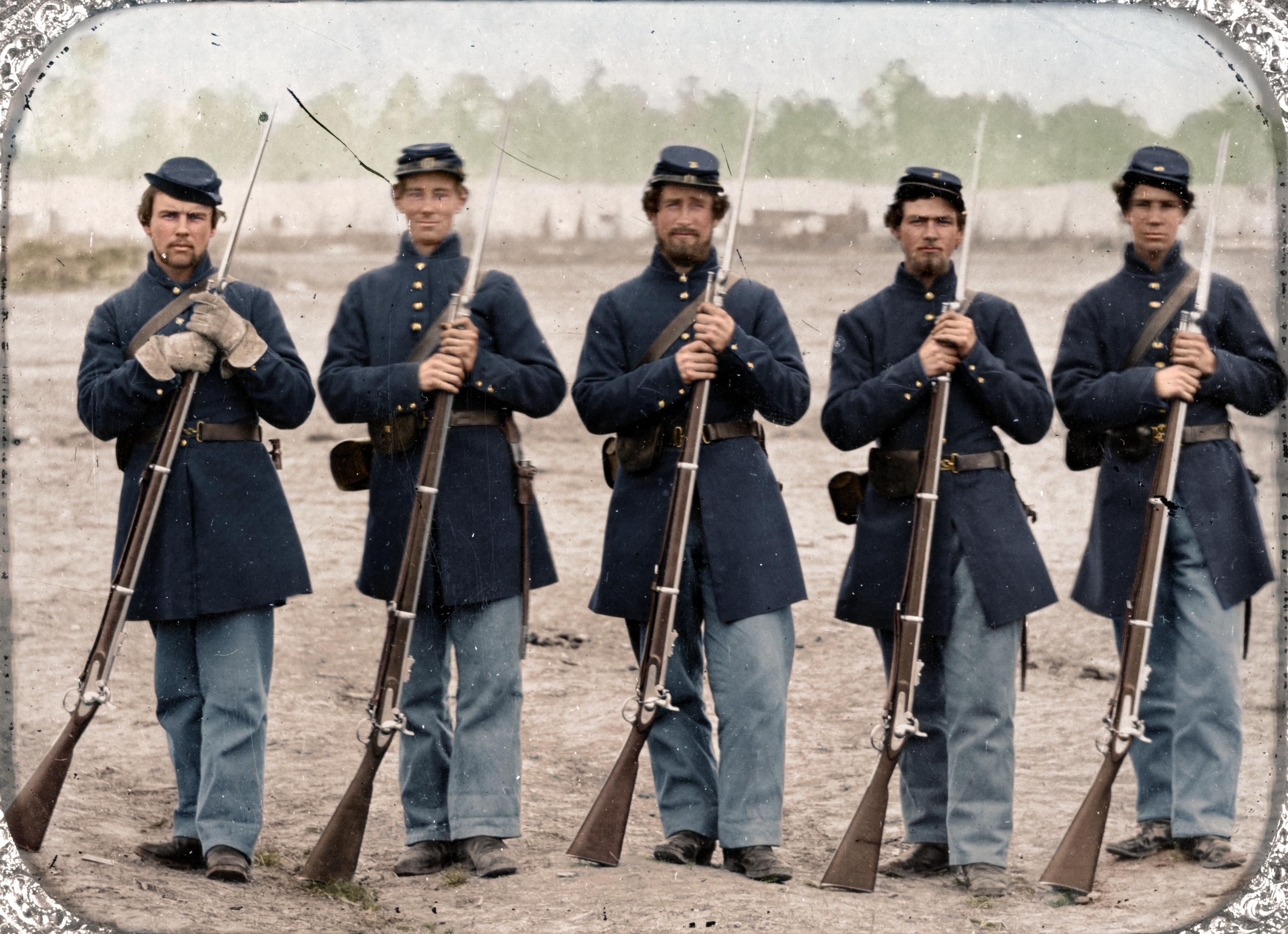 The Confederates Uniform - Boobs And Cock