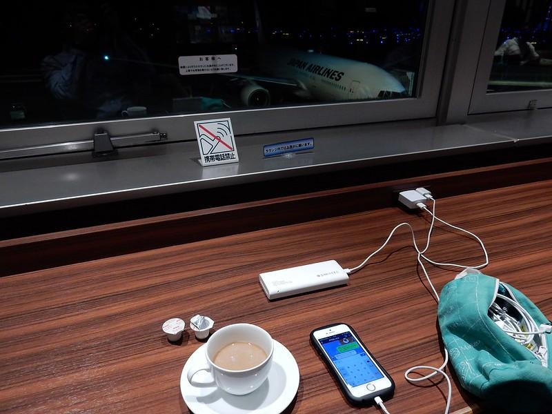 新千歳空港 スーパーラウンジ
