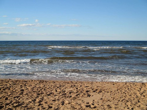 Incoming #pei #peinationalpark #cavendish #cavendishbeach #latergram #gulfofstlawrence