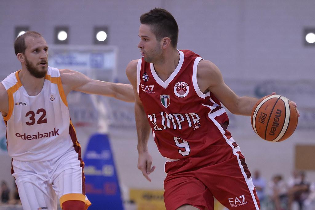 L'Olimpia insegue una vittoria contro il Galatasaray