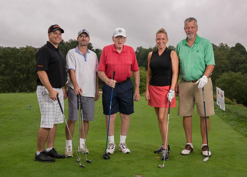 Ruth's Chris Golf Foursome 2016