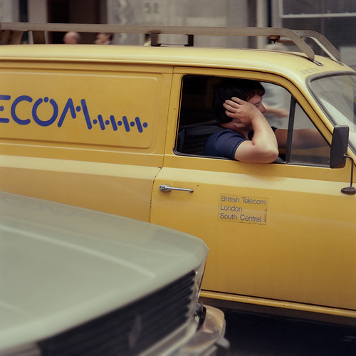 telecom-van