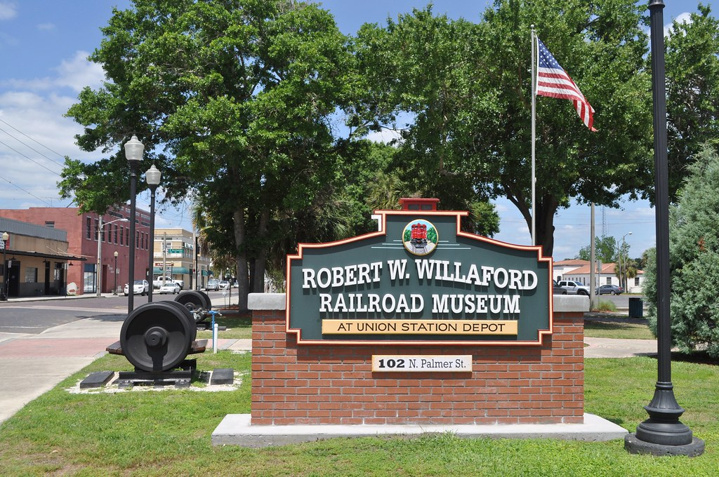 Image result for willaford railroad museum