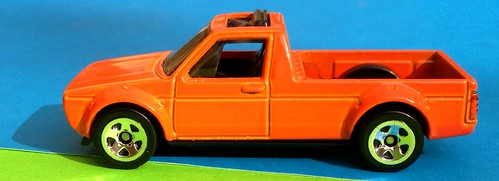 Hot Wheels - VW Caddy