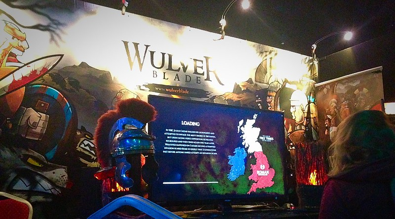 PLAY Blackpool Expo 2015 Wulver Blade