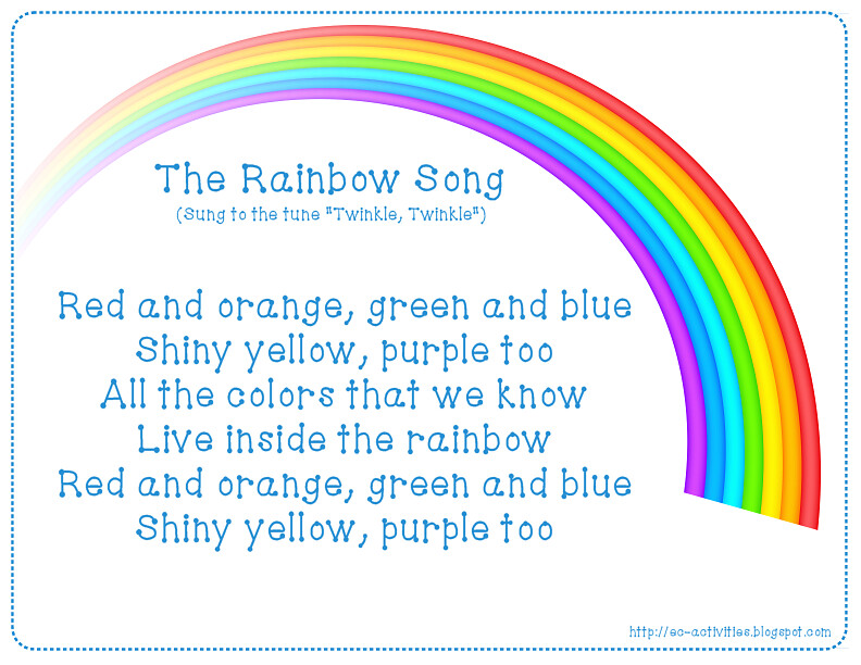 Color Songs For Kid
