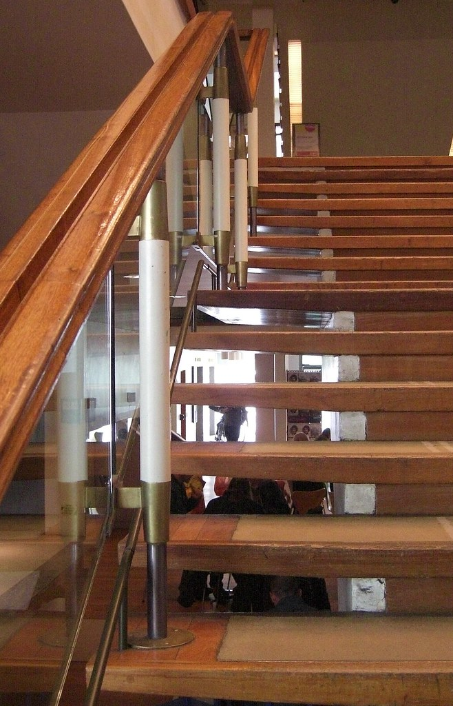 ... Staircase Banister Spindles In The Royal Festival Hall   By Lady Wulfrun