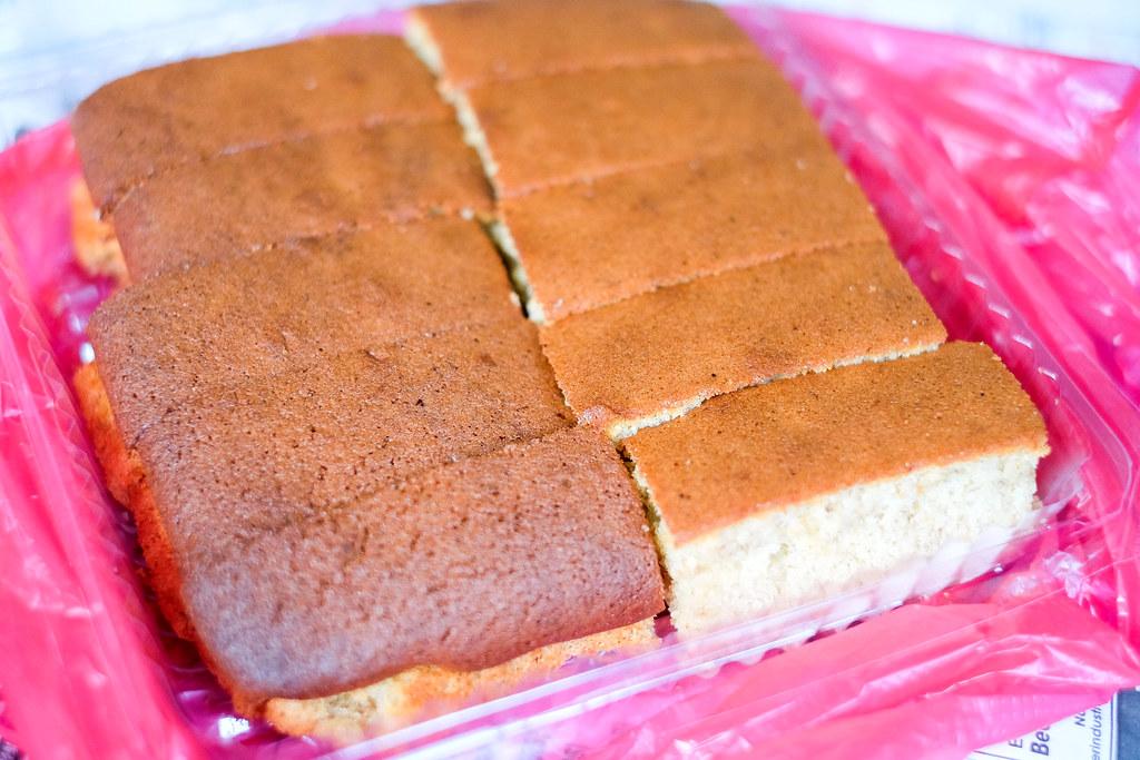 Hiap Joo Bakery & Biscuit Factory's banana cakes