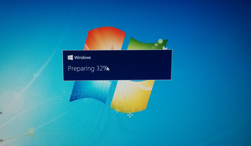 How to install windows 10 step 5