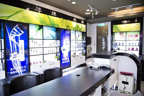 推薦台中自然美大墩店做臉 保養不是貴婦的專利-環境