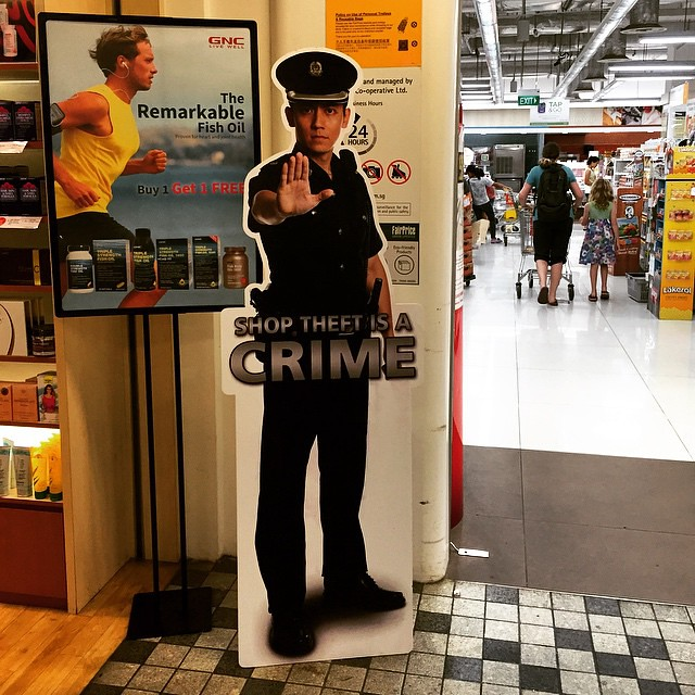 shop theft is a crime singapore shooted on may 27