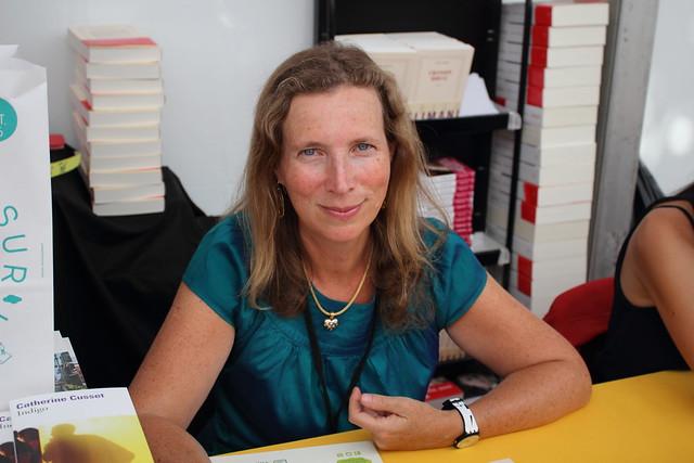 Catherine Cusset - Le Livre sur la Place 2016