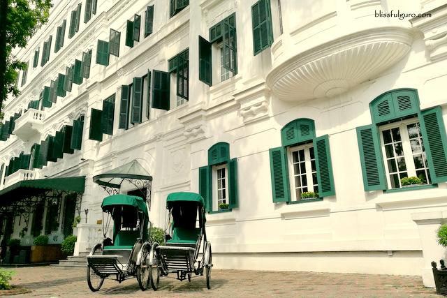 Sofitel Legend Metropole Hanoi Vietnam