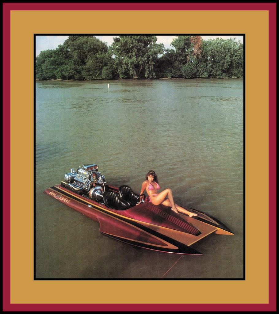Gallery Just Add Water Custom Boat 1990