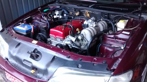 engine 1997 fairmont ghia