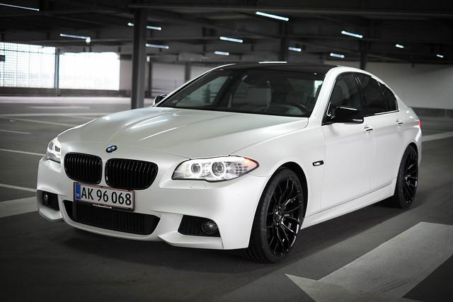 BMW 535I M Sport >> BMW 535i m-sport Satin White Pearl