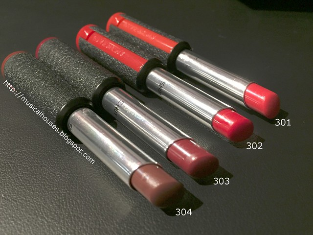 Givenchy Le Rouge A Porter Lipsticks Les Creations