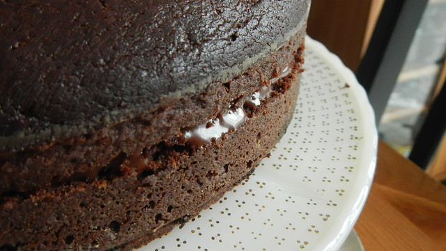 Guinness Chocolate Cake 39