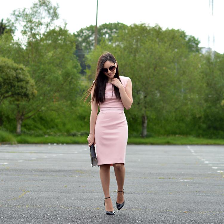 zara_ootd_outfit_pink_vestido_boda_como combinar_vestir para boda_hybrid_02