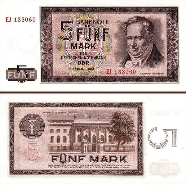 5 Marek NDR 1964, Pick 22