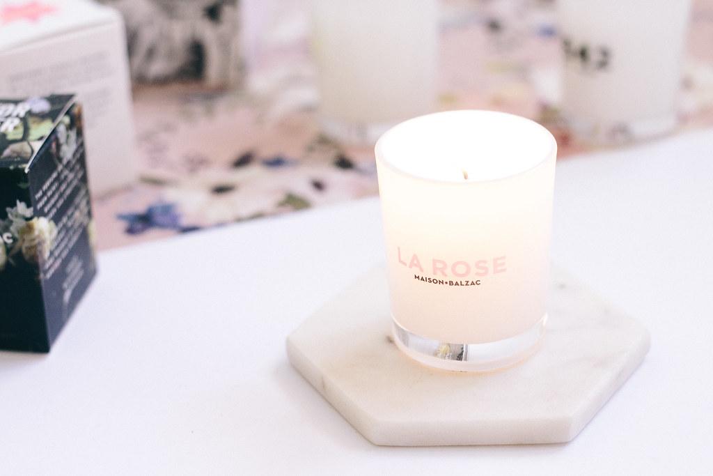 Maison Balzac Candles
