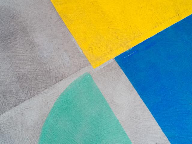 colourful corners