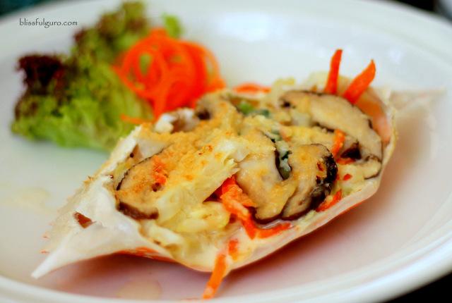 Foo Yong Crab Penang