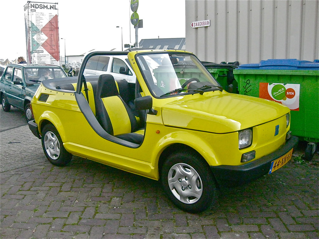 2000 fiat 126 650 elx cabriolet although it is a very new flickr. Black Bedroom Furniture Sets. Home Design Ideas
