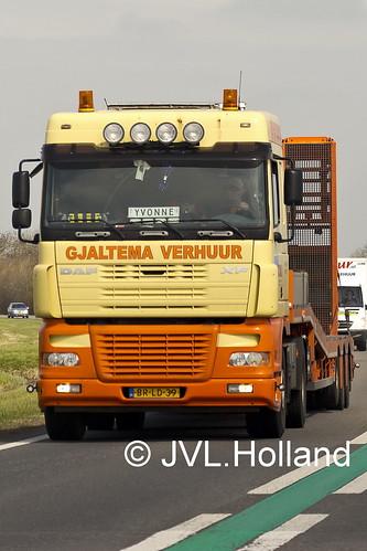 Daf XF 'Gjaltema Verhuur' 150414-0768-c4 ©JVL.Holland   Flickr