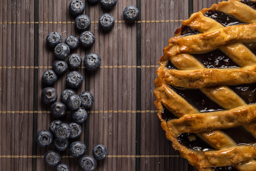 Blueberry Pie | by leguico