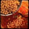 #homemade #Primavera #CucinaDelloZio - ceci / chickpeas