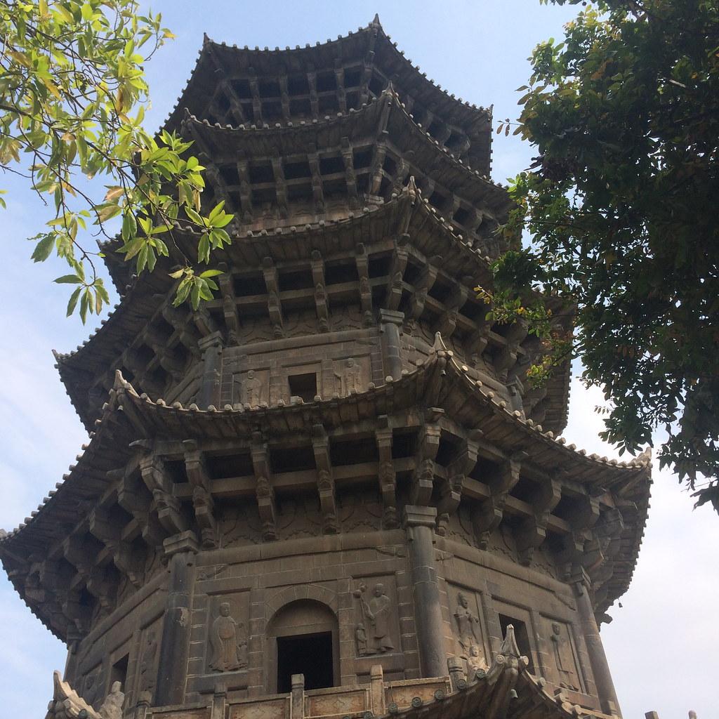 kaiyuan temple scott edmunds flickr