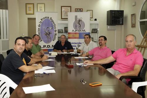 Comision organizadora XXI GALA DEL DEPORTE