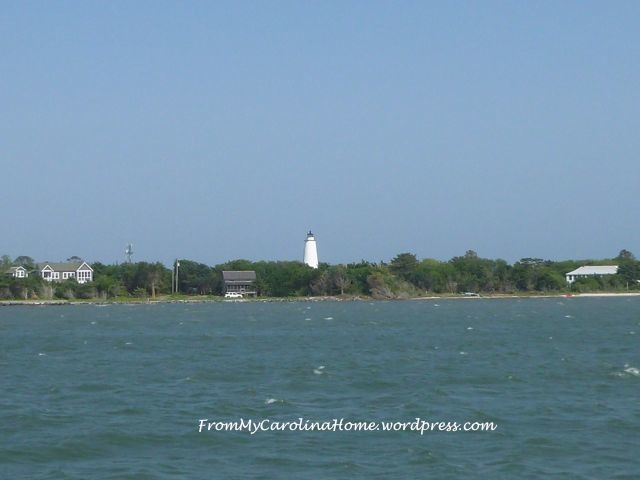 Cedar Island Ferry Ocrakoke Lighthouse