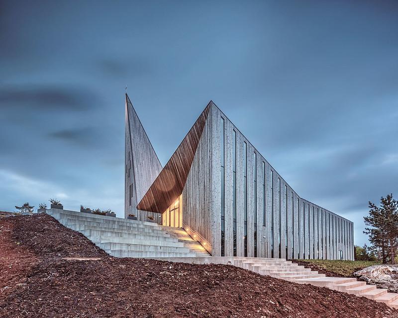 Knarvik Kirke